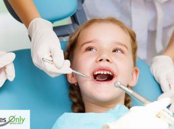 Smiles Only ολοκήρωμένες οδοντιατρικές υπηρεσίες - Παιδοδοντία